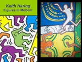 Keith Haring: Graffiti Pop Art Project