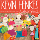 Kevin Henkes Reading Unit