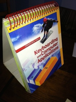 Keyboarding And Computer Applications (2004, Hardcover)