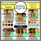Kids Bundle Pastel {Graphics for Commercial Use}