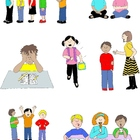 Kids in Action: Social Skills and Pragmatic Language Visua