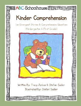 Kinder Comprehension-(K-1)