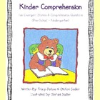 Kinder Comprehension-(PK-K)
