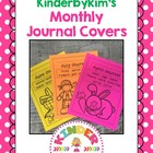 KinderbyKim's  Monthly  Journal Covers