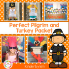 Kinderbykim's Perfect Pilgrim and Turkey Hat Patterns