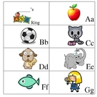 Kindergarten ABC Ring Book
