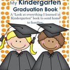 "Kindergarten Graduation Book ""Show What I Know"""