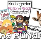 Kindergarten Close Reads BUNDLED {35 weeks included}