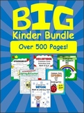 Kindergarten All Year Activities Bundle