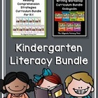 Kindergarten Common Core Literacy Bundle