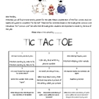 Kindergarten Common Core Weekly Homework