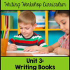Kindergarten Common Core Writing Unit 3 {Patterned Books}
