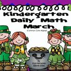 Kindergarten Daily Math Common Core Aligned - March