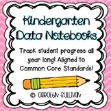 Kindergarten Data Binders