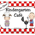 Kindergarten Diner for Dramatic Play
