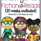 Kindergarten Fiction Close Reads {20 Weeks Included}