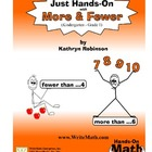 Kindergarten & First Grade Math Activities & Worksheets |