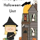 Kindergarten Halloween Unit