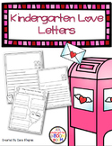 Love Letters Writing Lesson - Kindergarten/ First Grade