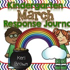 Kindergarten March Response Journals