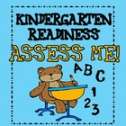 Kindergarten Readiness Assessment