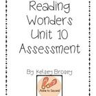 Kindergarten Reading Wonders Unit 10 Assessment