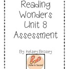 Kindergarten Reading Wonders Unit 8 Assessment