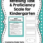 Kindergarten Retell Task and Proficiency Scale