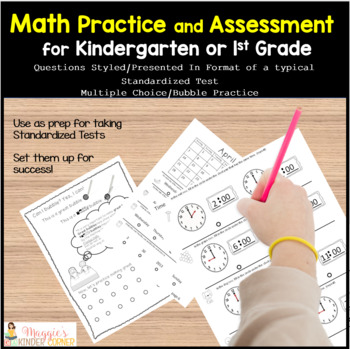 "Kindergarten Standardized Test Practice for the ""Un-Common"