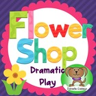 Kindergarten dramatic play flower shop