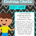 Kindness Counts Friendship Valentines Activity