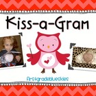 Kiss-A-Gram Valentine's Day Freebie