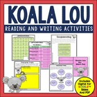 Koala Lou Guided Reading Unit by Mem Fox