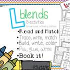 L Blends- 5 Interactive Activities