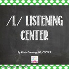 L Listening Center Power Point