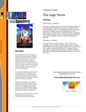 LEGO  MOVIE MEDIA GUIDE