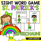LEPRECHAUN! A Lucky Sight Word Game