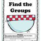 L.K.5 Kindergarten Common Core Worksheets, Activity, and Poster