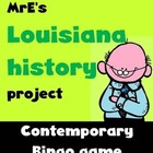 LOUISIANA - Contemporary Era