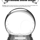 "LOUISIANA - ""Snow"" Globe"