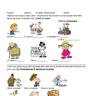 La Familia Partner Practice and Worksheet