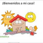 La casa II- learning about the house in Spanish