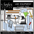 Lab Equipment {Graphics for Commercial Use}
