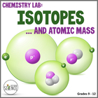 Lab:  Isotopes and Atomic Mass
