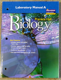 Lab Manual A to accompany Prentice Hall Biology