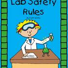 Lab Safety Rules for Elementary Students
