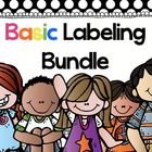 Label It! Basic Bundle