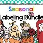 Label It! Seasonal Bundle