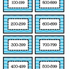 Labels: Leveled Library by Lexile Score Blue Waves
