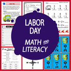 Labor Day Unit-Common Core Standards
